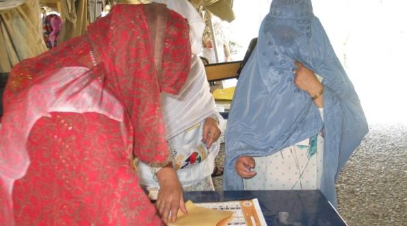 Afghan Elections 2009 (Kandahar City).