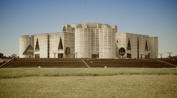 Bangladesh Parliament Building