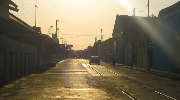 Cuba, Trinidad.