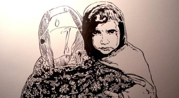 Afghan Refugee, 2009.