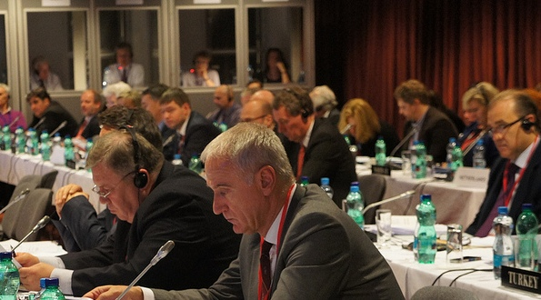 NATO PA Annual Session, Prague.