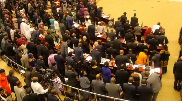 Opening Ceremony of the Assembly of the 23rd African Union Summit