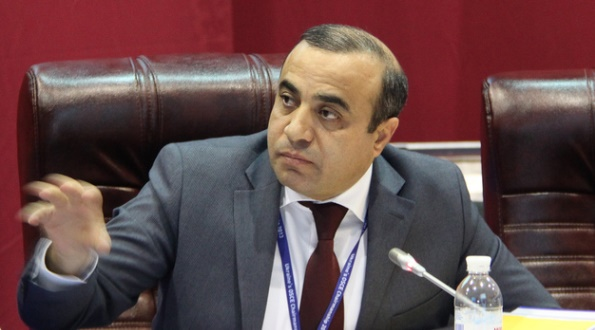 Azay Guliyev MP