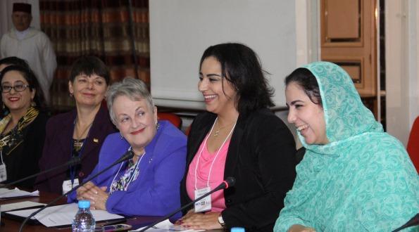 Loubna Amhair MP