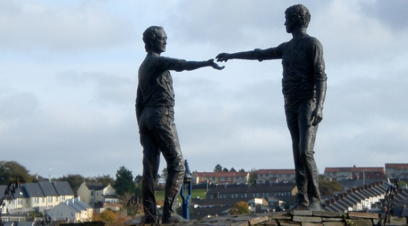 Derry Statue of Peace and Reconciliation