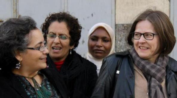 Minister Heidi Hautala of Finland visits Morocco and Tunisia