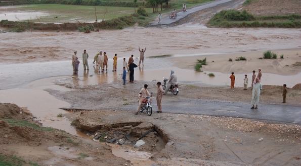 Pakistan Flood 2010.